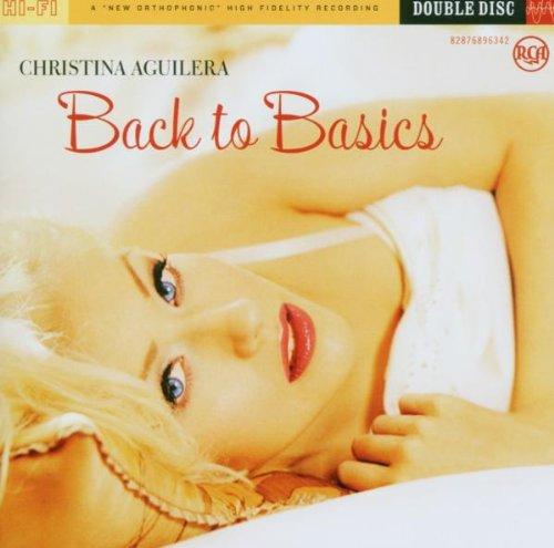 Christina Aguilera - Back to Basics (2 CD+Dvd) - Zortam Music