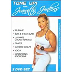 Jeanette Jenkins: Tone Up with Jeanette Jenkins