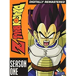 Dragon Ball Z - Season One  - Vegeta Saga (Uncut)