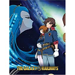 Galaxy Railways - Box Set Vol. 1-6