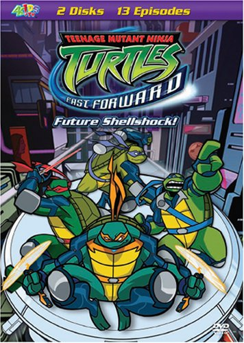 Teenage Mutant Ninja Turtles - Fast Forward - Season One - Future Shellshock!