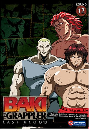 Baki the Grappler: Last Blood v.12