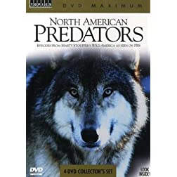 North American Predators - Episodes from Marty Stouffer's Wild America As Seen On PBS