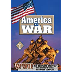 America At War: WWII, Vol. 1