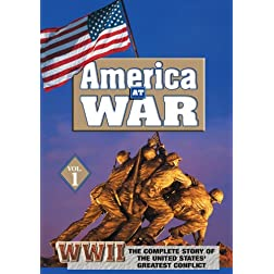America At War: WWII, Vol. 1