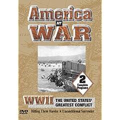 America At War: WWII, Vol. 3