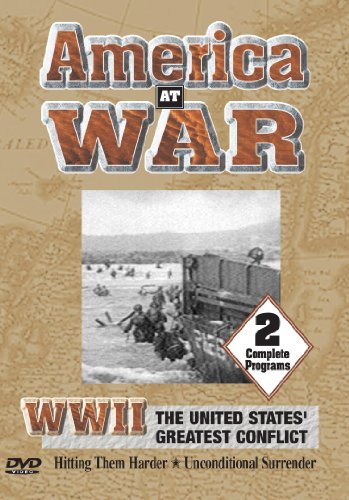 America At War: WWII, Vol. 3