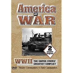 America At War: WWII, Vol. 4