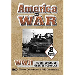 America At War: WWII, Vol. 4