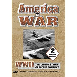America At War: WWII, Vol. 5