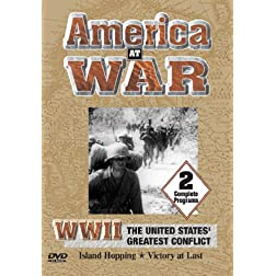 America At War: WWII, Vol. 8