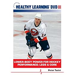 Lower-Body Power for Hockey Performance: Legs and Core