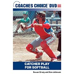 Catcher Play for Softball