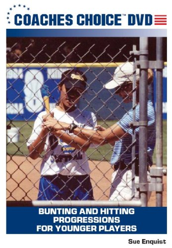 Bunting and Hitting Progressions for Younger Players