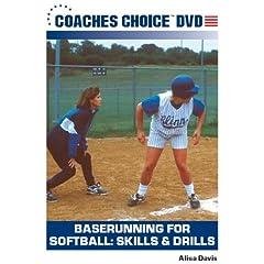 Baserunning for Softball: Skills & Drills