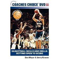 Basketball Skills & Drills: Getting Open to Score