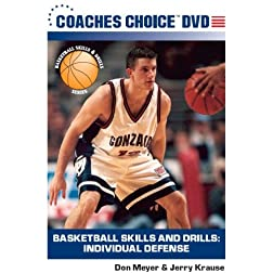 Basketball Skills and Drills: Individual Defense