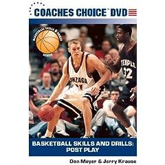 Basketball Skills & Drills: Post Play