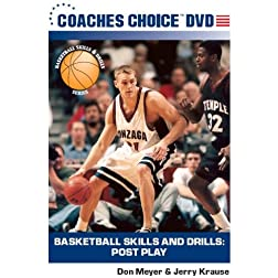 Basketball Skills & Drills: Post Play