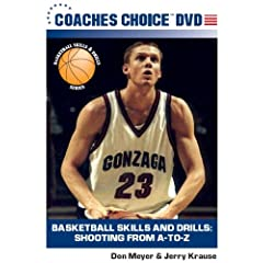Basketball Skills and Drills: Shooting from A-to-Z