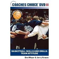 Basketball Skills & Drills:Team Attitude