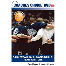 Basketball Skills & Drills:Team Attitude