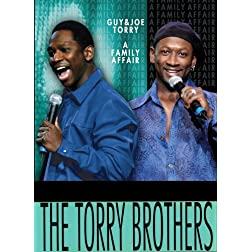 Platinum Comedy Series: The Torry Brothers