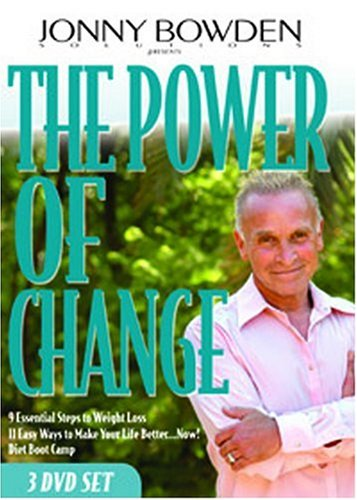 Jonny Bowden Solutions: Power of Change