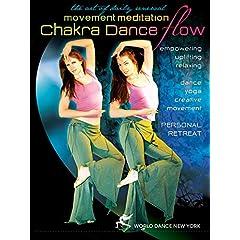 Chakra Dance Flow: Movement Meditation (bellydance, freestyle, guided meditation)