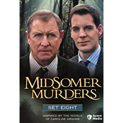 Midsomer Murders - Set Eight