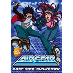 Air Gear, Vol. 1 - East Side Showdown (Uncut)