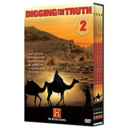 Digging for the Truth - The Complete Season 2 (History Channel)