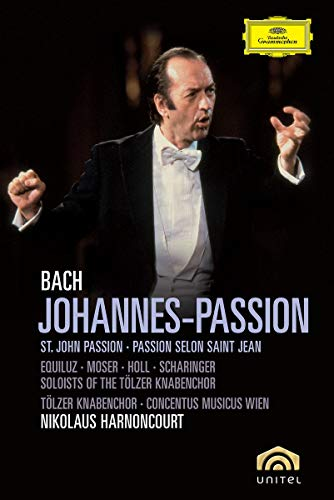 J.S. Bach: Johannes-Passion (St. John Passion)