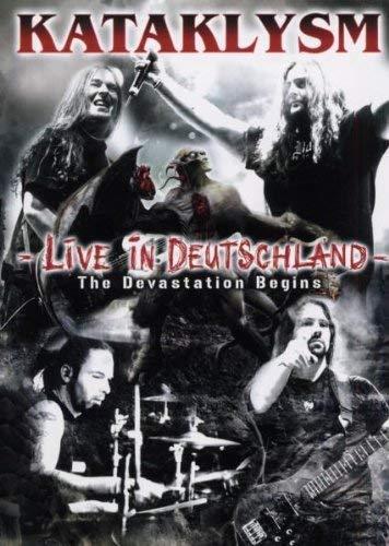 Live in Deutschland-DVD+C