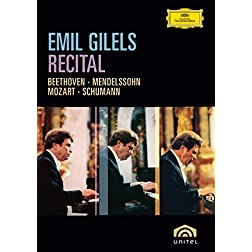 Emil Gilels Recital