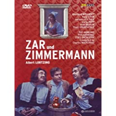 Lortzing - Zar und Zimmermann