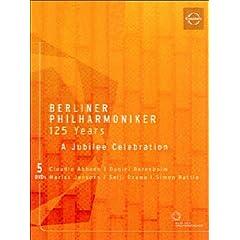 Berliner Philharmoniker: 125 Years - Jubilee Celebration