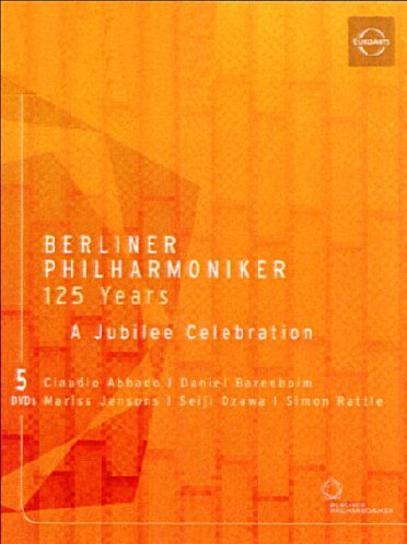 Berliner Philharmoniker: 125 Years - Jubilee Celebration