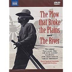 The Plow That Broke the Plains & The River / Gil-Ordonez, Post-Classical Ensemble