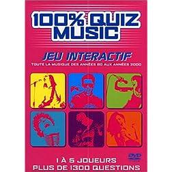 100% Quiz Music