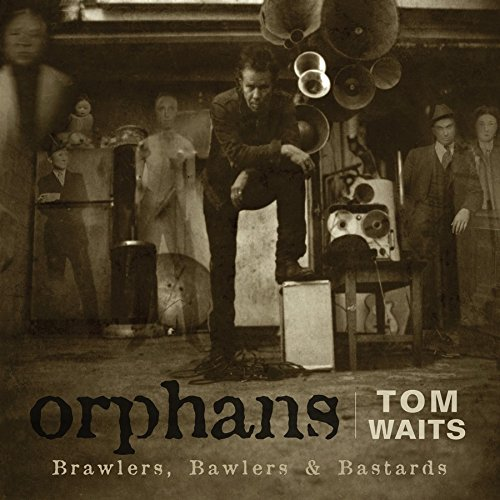 Tom Waits - Orphans - Zortam Music