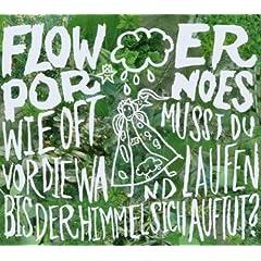 Flowerpornoes - Wie Oft Musst Du Vor Die Wand laufen, Bis Der Himmel Sich Auftut?