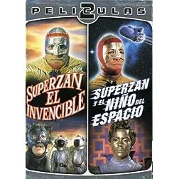 Dos Peliculas Mexicanas - Superzan El & Superzan