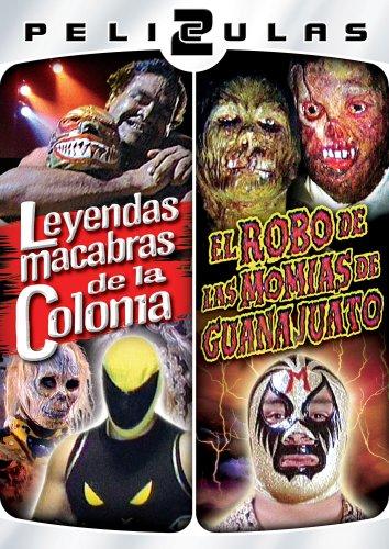 Dos Peliculas Mexicanas - Leyendas & El Robo De Las