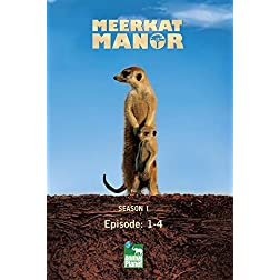 Meerkat Manor Season 1 - Episode: 1-4