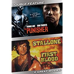 The Punisher/Rambo: First Blood