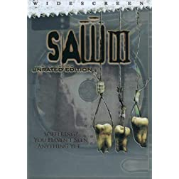 Saw III (Unrated Widescreen Edition)