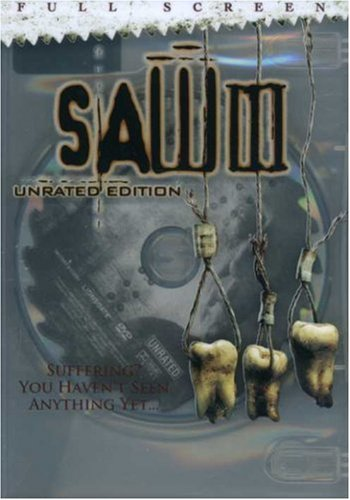 Saw III - Unrated (Full Screen Edition)