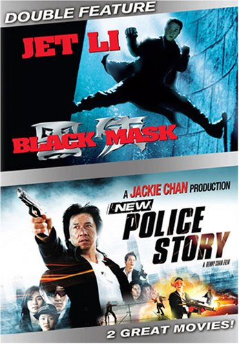 Black Mask/New Police Story