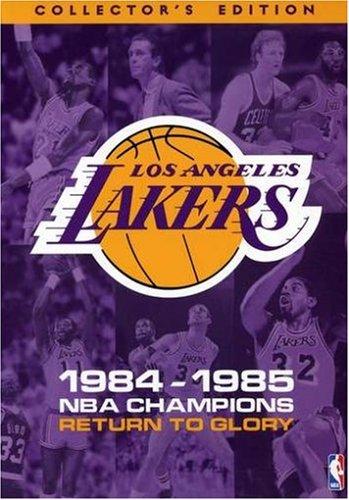 Los Angeles Lakers 1985 NBA Champions - Return to Glory